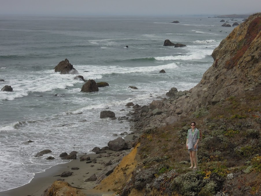 Drive to Mendocino