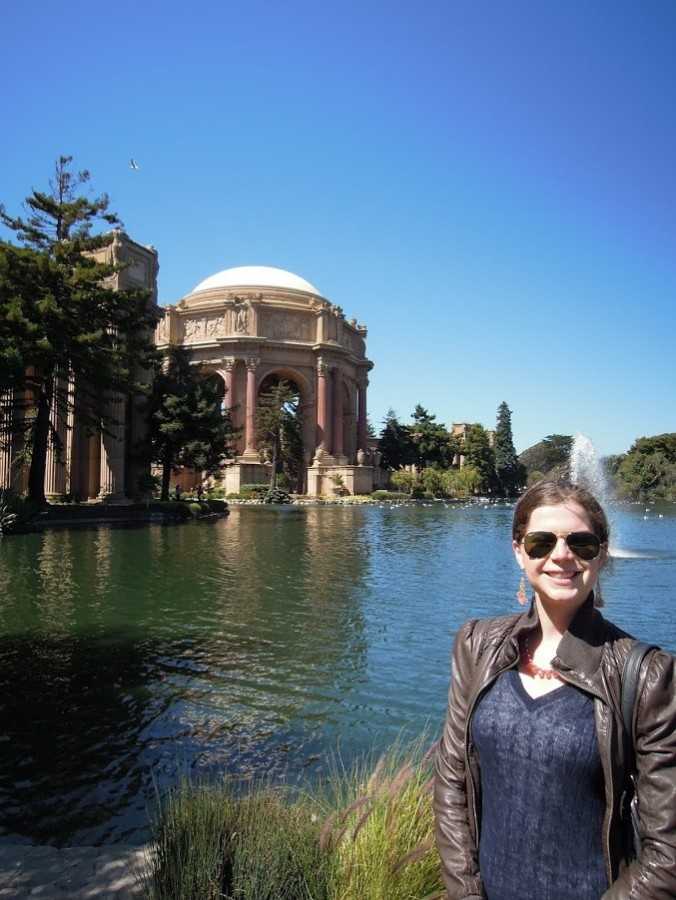 Exploratorium, Palace of Fine Arts