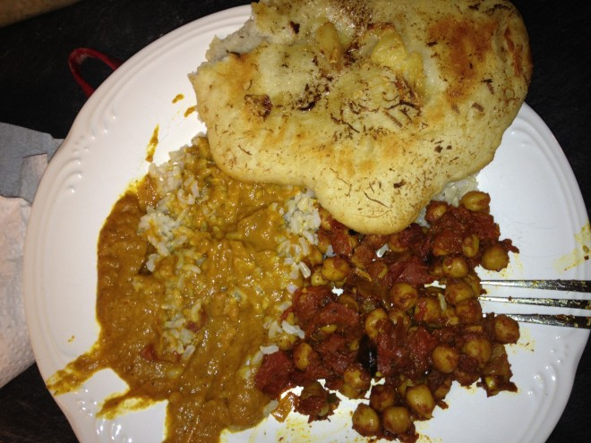 Day8IndianFeast