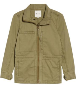 madewell fleet jacket